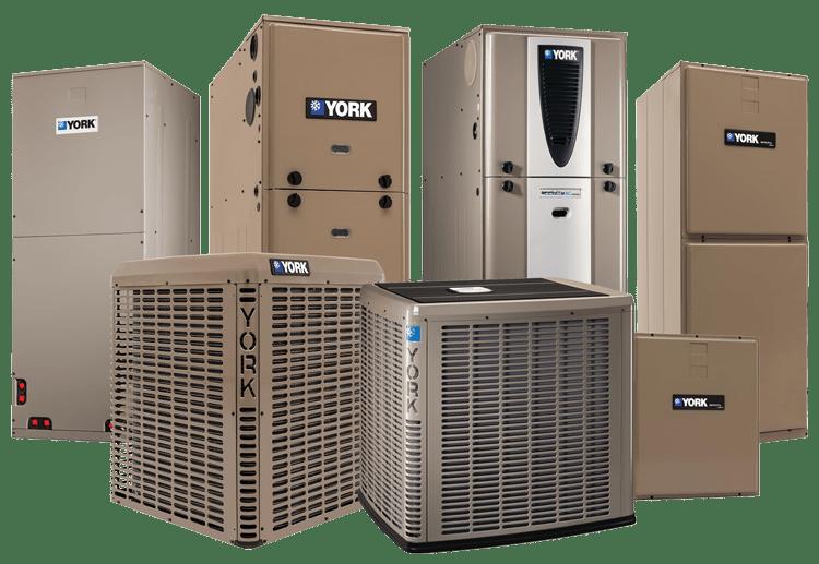 York HVAC Units