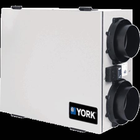 York YRKERVIAQ Ventilator